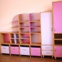 biblioteca roz