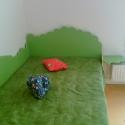 pat verde padure